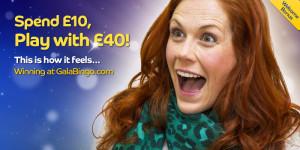 bingo welcome bonus