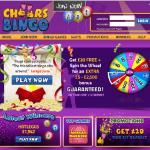 No Deposit Mobile Bingo Game  | Best Bonus Free – Cheers Bingo  £20!