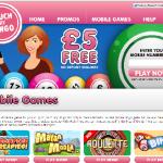 Bingo Pay by SMS or Landline Option | £5 Free-Touchmy Bingo!